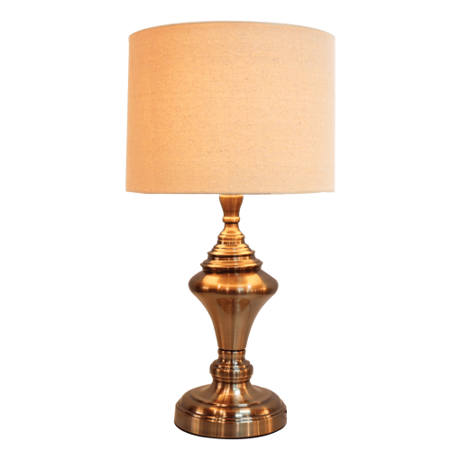 Picture of Havells Harriet Flax Shade ABR Table Lamp