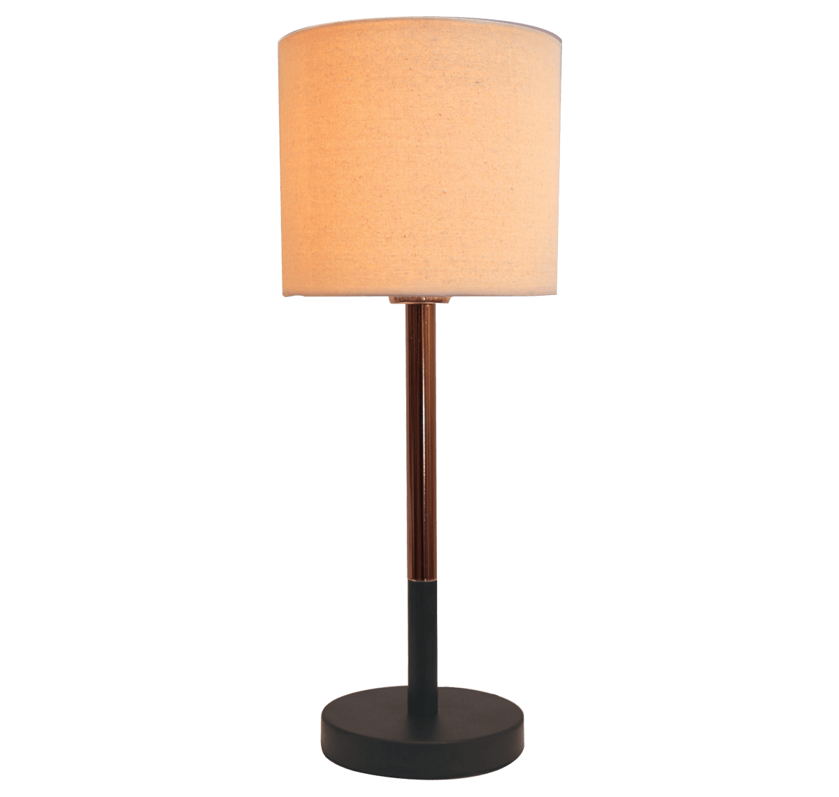 Buy Havells Metallo Tc Fabric Shade Cup Table Lamp Online At Low Price In India