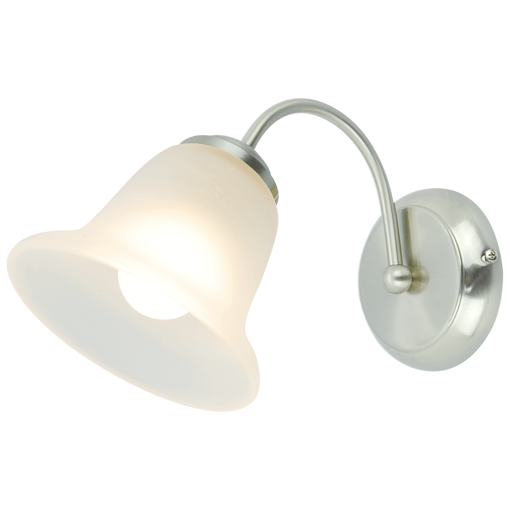 Picture of Havells Florette WL 1LS E14 CRM Wall Light