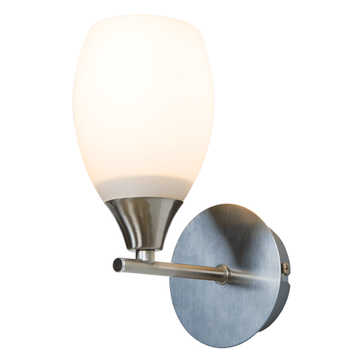 Picture of Havells Gobleto WL 1LS E14 SS Wall Light