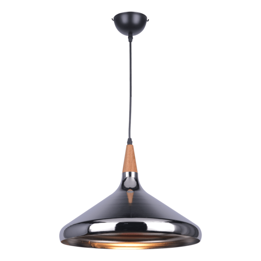 Picture of Havells Penelope 1LS E27 D390 CRM+WD Pendant