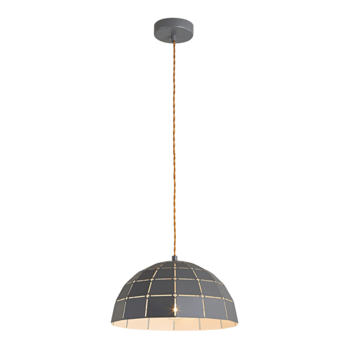Picture of Havells Penelope 1LS E27 D300 GRY Pendant