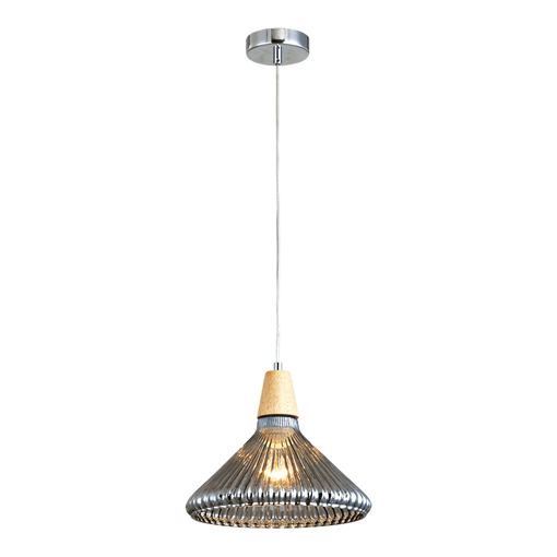 Picture of Havells Crystine 1LS E27 D280 CGN+WD Pendant