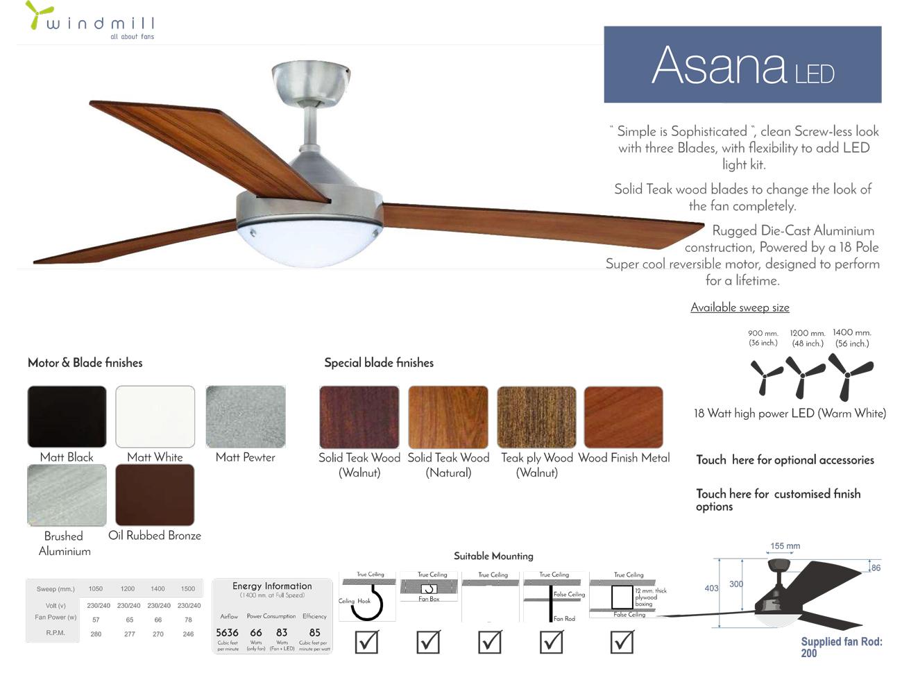 Windmill Asana
