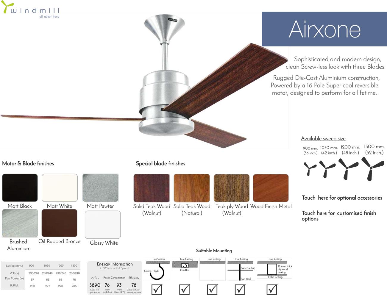 Windmill Airxone 36