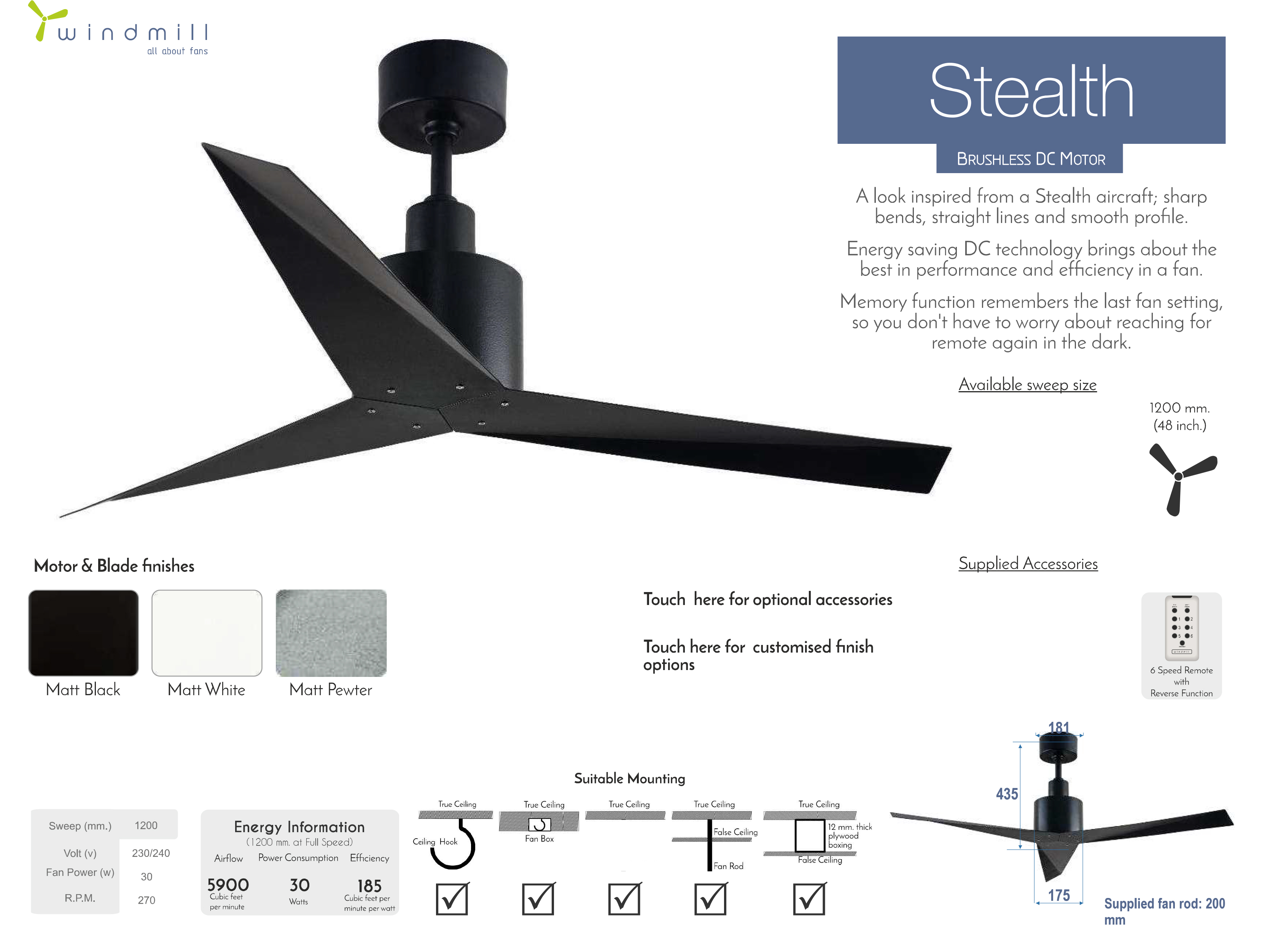 Windmill Stealth 48